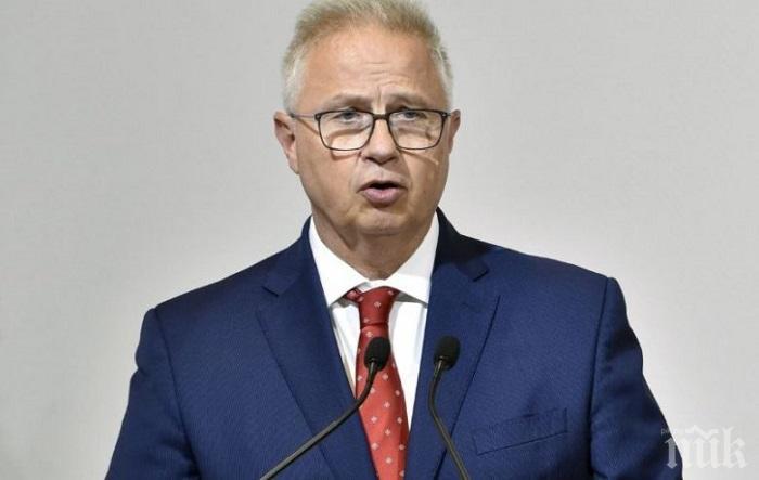 """Отрязаха унгарския кандидат за еврокомисар заради """"загриженост от връзки с Русия"""""""