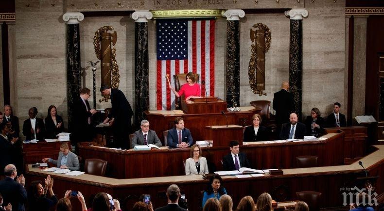 Камарата на представителите засилва натиска върху Доналд Тръмп с разследването за импийчмънт