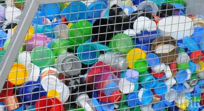 Варненци събират капачки за благотворителност