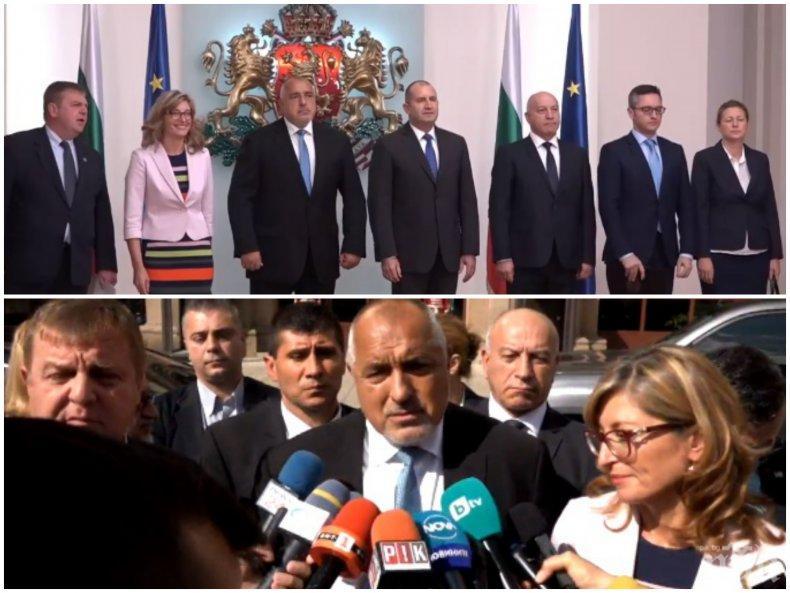 ПЪРВО В ПИК TV! Премиерът Борисов с апел към Северна Македония: Да не ни прекрояват историята! Не сме казвали, че ги подкрепяме безусловно за ЕС. Да спрат с братоубийствената война (ОБНОВЕНА)