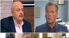 ИСКРИ В ЕФИР! Известни адвокати в словесна схватка за освобождаването на Полфрийман - какво послание пращат съдиите на престъпниците