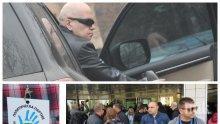 НЯМА ТАКОВА УЧРЕДЯВАНЕ НА ПАРТИЯ: Слави Трифонов държи 300 души за заложници 3 часа без телефони! Появи се за 10 минути като мафиотски бос и изчезна