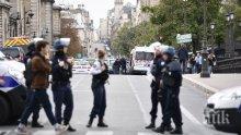 Мъж закла полицай в Париж, убиха го на място (СНИМКА)