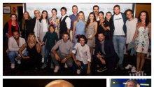 """БИТКА НА ВЕЛИКАНИТЕ: Калин Сърменов оплю сериала на Магърдич - актьорите от """"Пътят на честта"""" били..."""