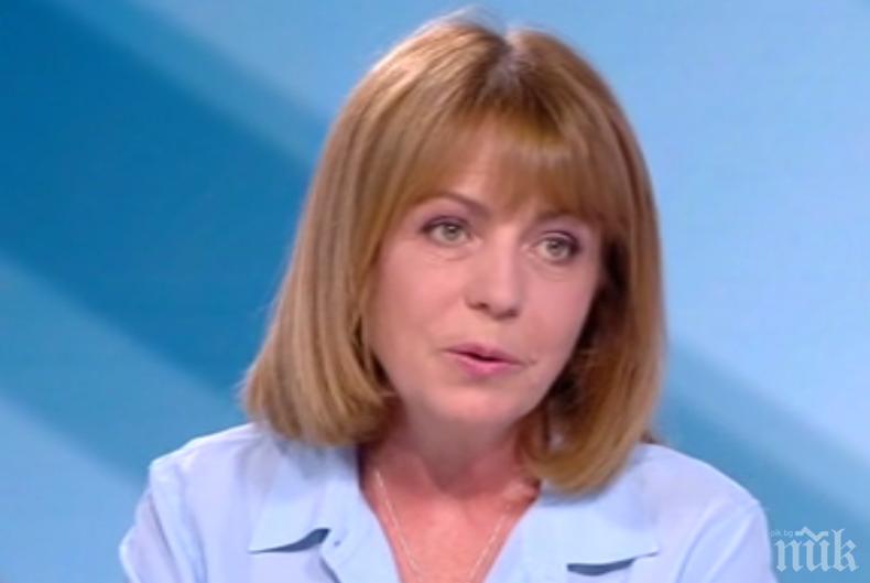 Фандъкова: Не бих искала София да се превърне в залог за нечии политически амбиции
