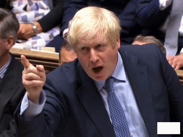 Борис Джонсън разпуска парламента от 8 до 14 октомври