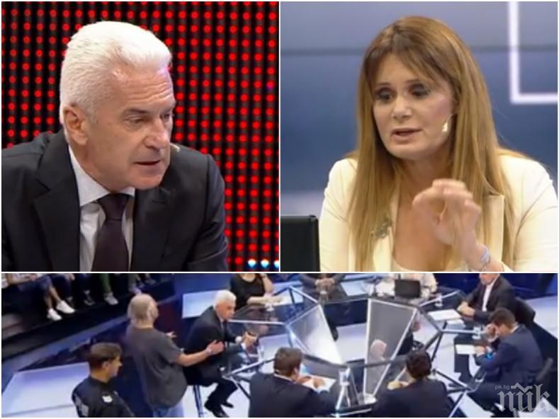 ПЪРВО В ПИК TV: Пропадна срещата на Сидеров с ЦИК - комисията променила часа на заседанието си (ОБНОВЕНА)