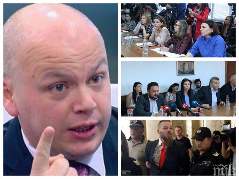 САМО В ПИК: Александър Симов с остър коментар за СЕМ и скандала с Полфрийман: Престъпно е чужди пари и финансови интереси да се вливат и да диктуват посоката на българското правосъдие!