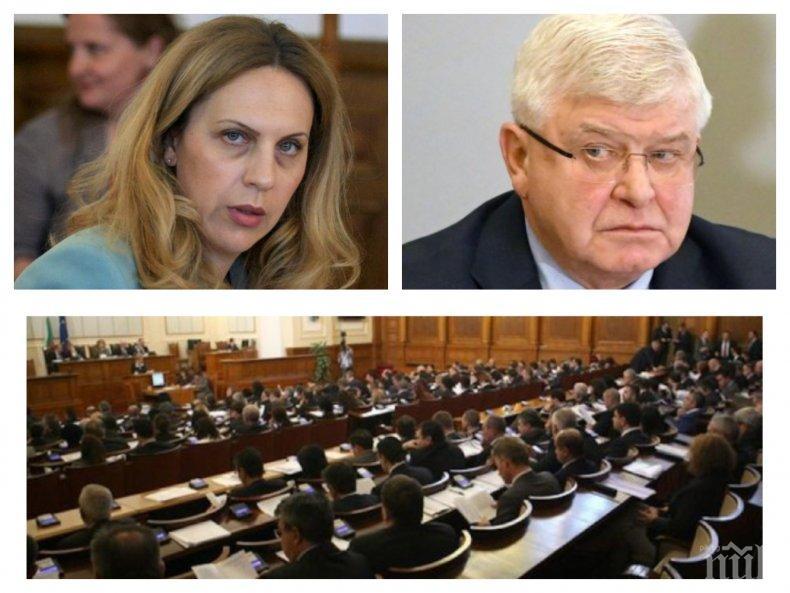 ИЗВЪНРЕДНО В ПИК TV! Кирил Ананиев на килимчето в парламента - депутатите го питат за заплатите на медицинските сестри (НА ЖИВО/ОБНОВЕНА)