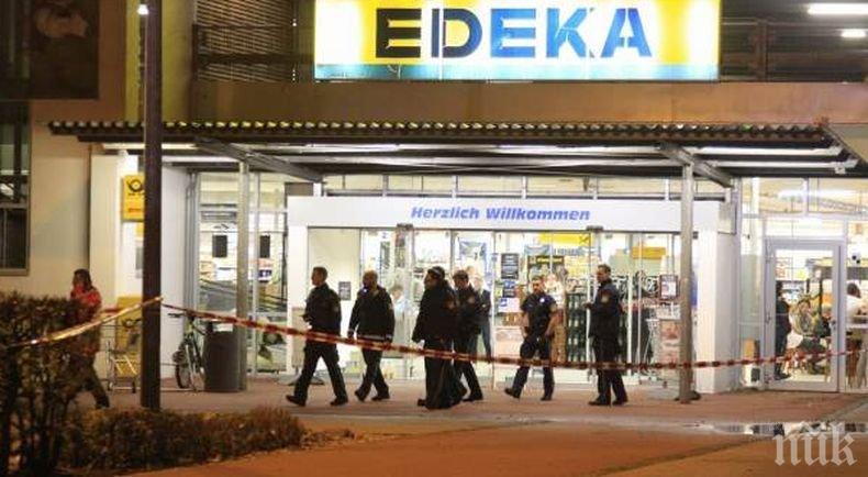 Задържаха двама за стрелбата в Бавария
