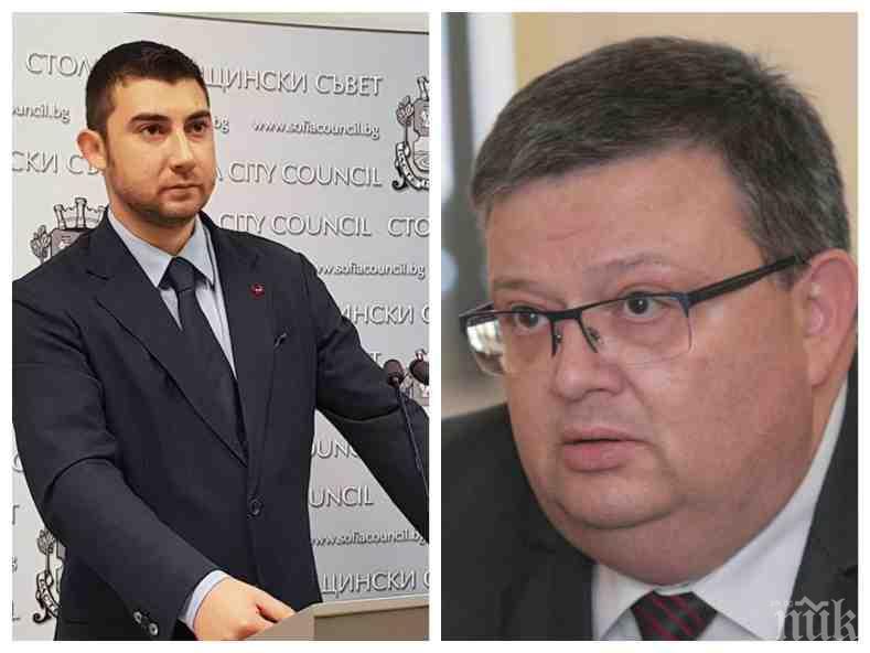 ПЪРВО В ПИК: ВМРО алармира Цацаров - кметове феодали подготвят шашми с изборите