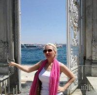 НОВО АМПЛОА: Екстра Нина завъртя ресторант на пъпа на Истанбул