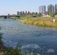 издирват мъж изчезнал река марица