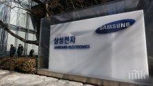 """""""Самсунг"""" очаква спад на оперативната си печалба с над 50 %"""