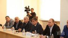 Ген. Константин Попов в Долна Митрополия: От 1 януари 2020 г. България ще има Висше военновъздушно училище