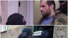 ИЗВЪНРЕДНО! Убиецът на фелдшера в Орешник се барикадира