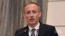 Министър Вълчев с тежки думи за скандала в сливенските училища: Има политическа намеса