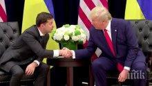 Втори американски агент пропя за разговора Тръмп-Зеленски