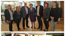 СИНЯ ПОДКРЕПА: Министър на Костов призова десните партии да подкрепят анблок ГЕРБ