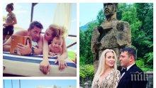 САМО В ПИК: Антония Петрова с разкритие за миналото на мъжа си - ето кой се опитал да подлее вода на любовта й с Ивайло Батинков...