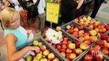 Пробутват ни ябълки от Чили в магазините