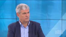 Лидерът на КНСБ иска справедливо разпределение на парите за здравеопазване