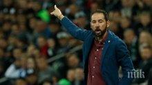 Треньорска рокада при съперника на Лудогорец в Европа