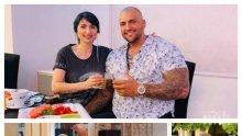 ГРИНГО СЕ ОЗЪБИ! Мъжът на Софи Маринова изригна за побоя над разносвач на храна - мачото плаши със съд