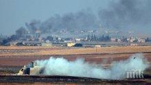 """Кюрди обвиниха Турция за авиоудари по затвор с бойци на """"Ислямска държава"""""""