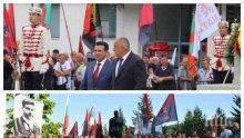 ИСТОРИЦИ С КЪРВАВО ПИСМО: Северна Македония продължава да посяга на историята ни, настояваме за край на фалшификацията