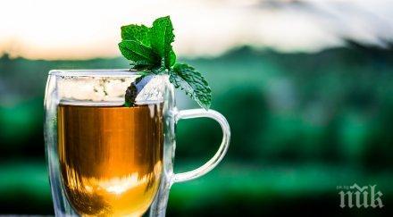 Забързайте метаболизма с тези 4 напитки