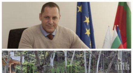 ИЗВЪНРЕДНО: Внесоха обвинението срещу бившия зам.-министър Александър Манолев