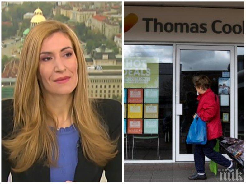 ГОРЕЩА ТЕМА: Ангелкова с горещи новини за туризма - какво се случва след фалитите и успешен ли е летният сезон