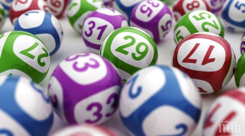 Рекорд: Британец спечели от лотарията умопомрачителните 170 млн. паунда