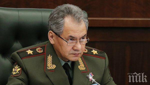 Министърът на отбраната на Русия може да посети КНДР в края на месеца