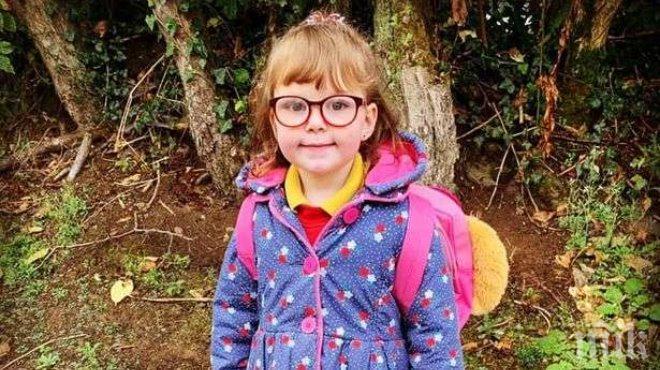 3-годишно момиченце избяга от изрод, отвлякъл го в магазин