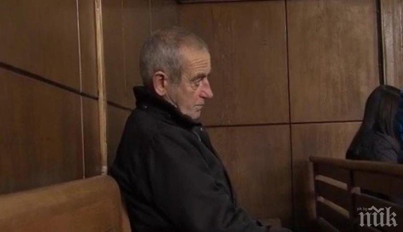 Условна присъда за баща, убил син пияница с чук