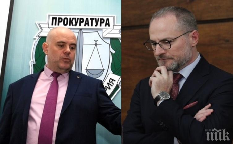ПРАВО В ДЕСЕТКАТА: Прокурорите във ВСС затрупват Лозан Панов с делата на всички 233-ма, вкарани в затвора по обвинителни актове на Иван Гешев!