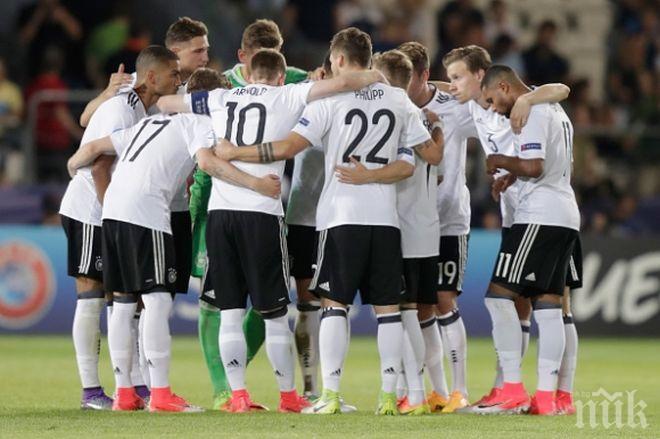 Аржентина измъкна 2:2 на Германия в Дортмунд в контрола