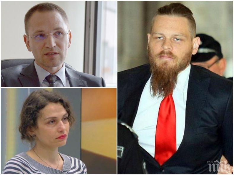 СКАНДАЛНО: Калпакчиев, който пусна убиеца Полфрийман, с нов опит да го брани - настоява да бъде пуснат веднага