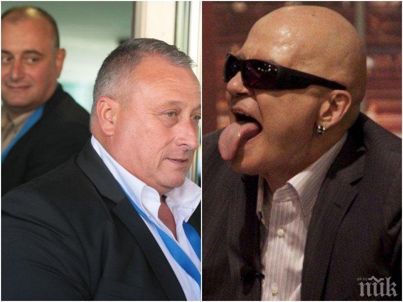 Зърнен бос с милиони задължения и бивш шеф на СДС сред лидерите в партията на Слави