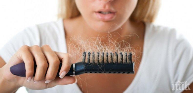 Мръсният въздух може да доведе до косопад
