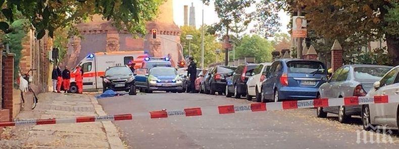 ИЗВЪНРЕДНО: Стрелба окървави синагога в Германия, има убити (ВИДЕО)