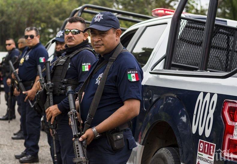 Саморазправа: Кмет на мексиканско село не изпълни предизборно обещание да ремонтира улици. Ето какво му се случи