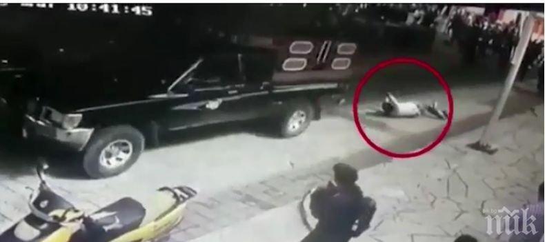 Линчуваха мексикански кмет, заради пътища (ВИДЕО)