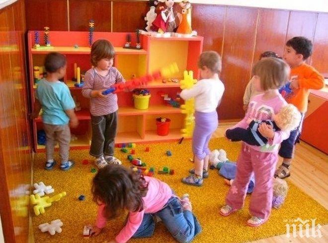 Детската градина взима троен рекет от родителите в сравнение с училищата