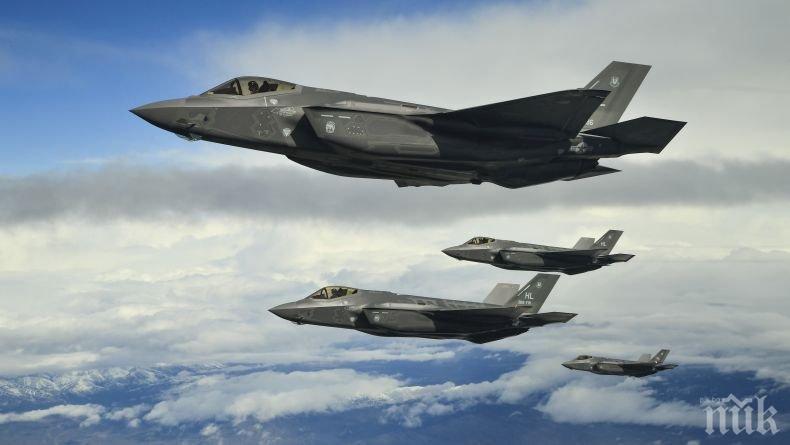 Ердоган ще обсъди доставката на изтребители Ф-35 за Турция по време на визитата си в САЩ през ноември