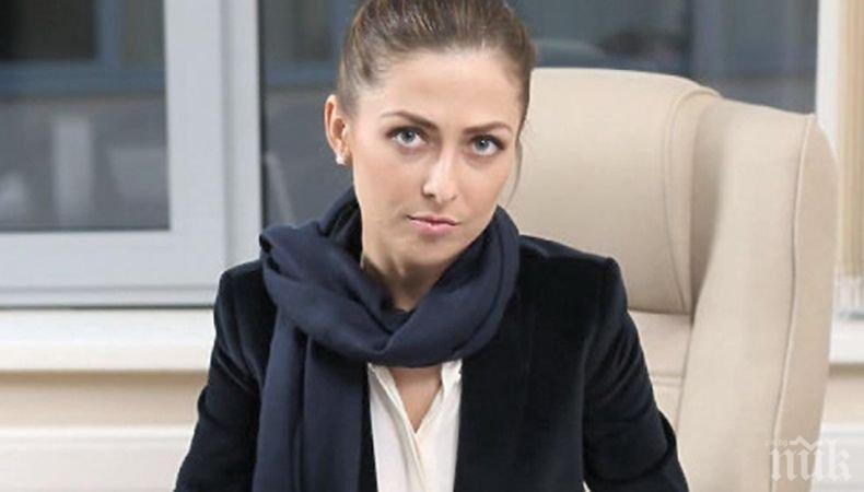Иранските власти освободиха руската журналистка Юлия Юзик
