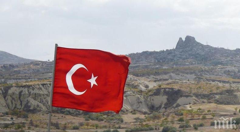 Водят се сражения между турски и кюрдски войски в Северна Сирия