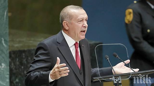 ИЗВЪНРЕДНО! Ердоган влезе с войските си в Сирия (ВИДЕО)
